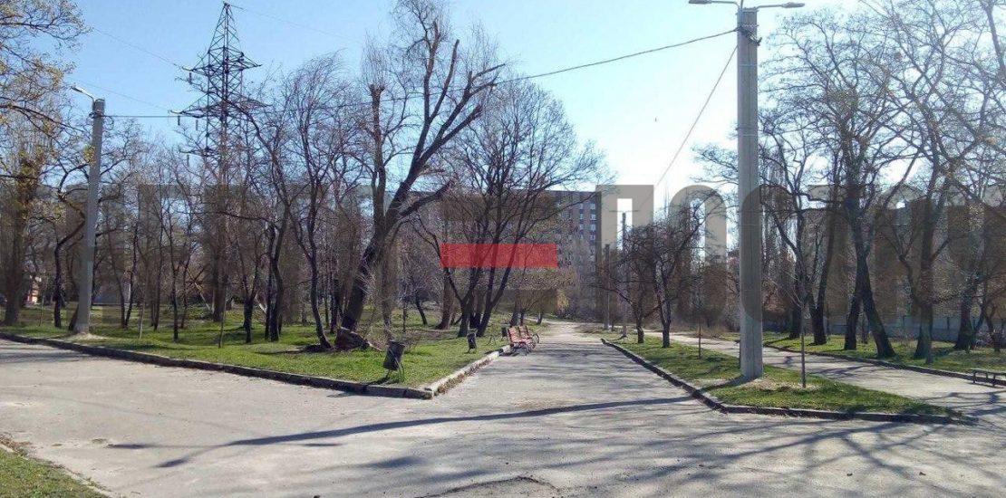 монтаж наружного освещения Харьков